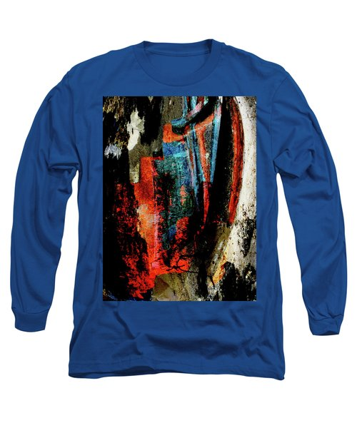 Out Of The Wreckage Long Sleeve T-Shirt by Stephanie Grant