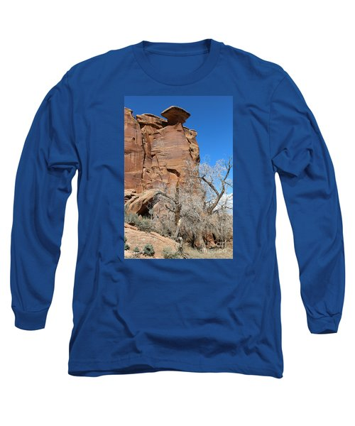 Outlaw Caprock Jump In Colorado Long Sleeve T-Shirt