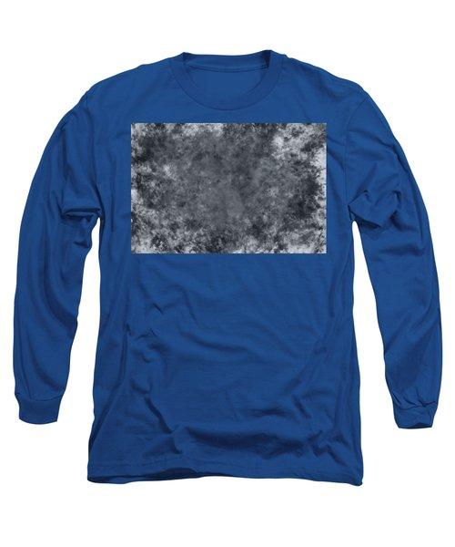 Overlay Grunge Texture. Long Sleeve T-Shirt