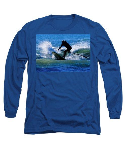 Paddleboarding Long Sleeve T-Shirt