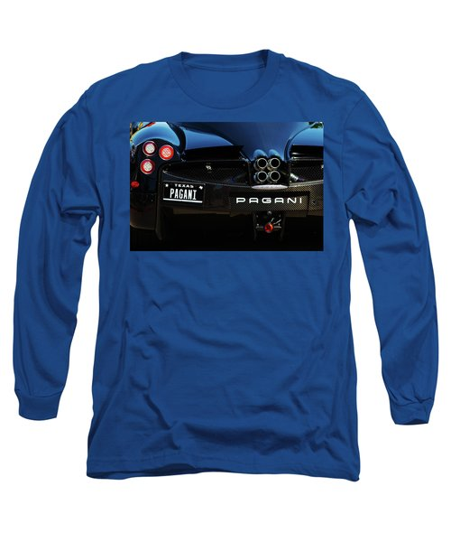 Pagani Texas Long Sleeve T-Shirt