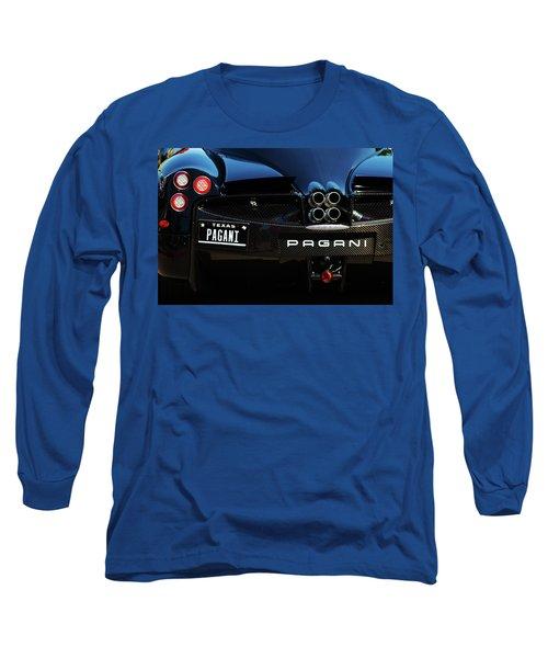 Pagani Texas Long Sleeve T-Shirt