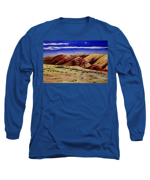 Painted Hills Long Sleeve T-Shirt