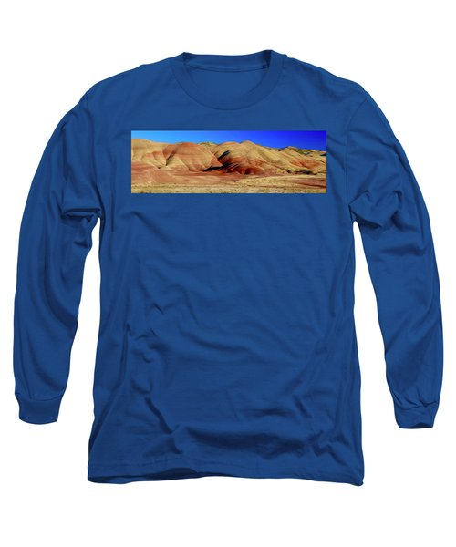 Painted Hills Pano Long Sleeve T-Shirt