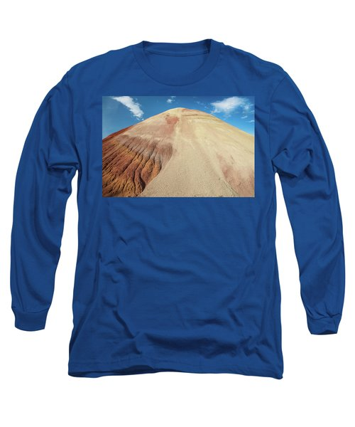 Long Sleeve T-Shirt featuring the photograph Painted Mound by Greg Nyquist