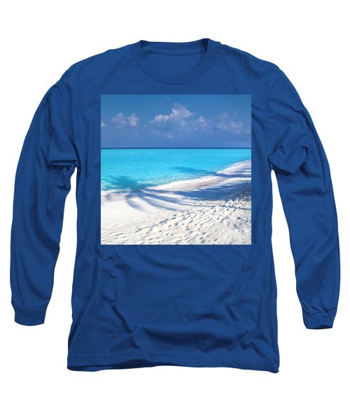 Palm Escape -  Part 3 Of 3 Long Sleeve T-Shirt