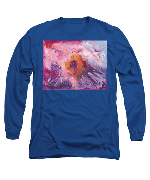 Papa's Passion Long Sleeve T-Shirt