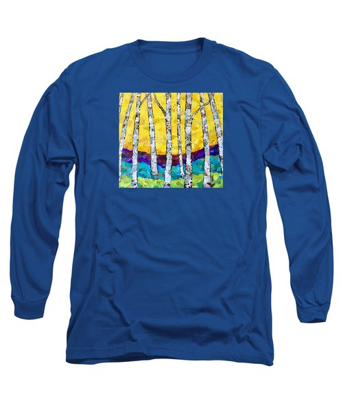 Paper Birch 2 Long Sleeve T-Shirt