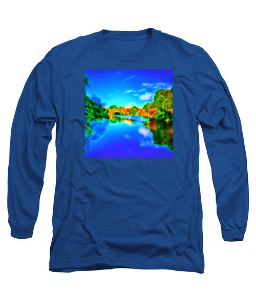 Parkland Symphony Long Sleeve T-Shirt by Andreas Thust