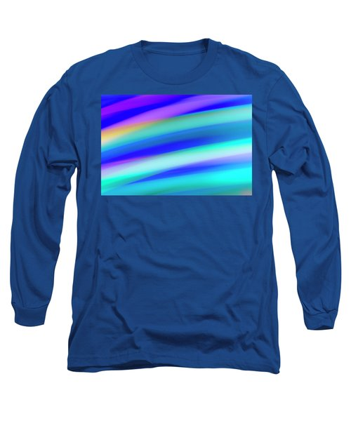 Long Sleeve T-Shirt featuring the photograph Parrotfish No. 2 by Shara Weber