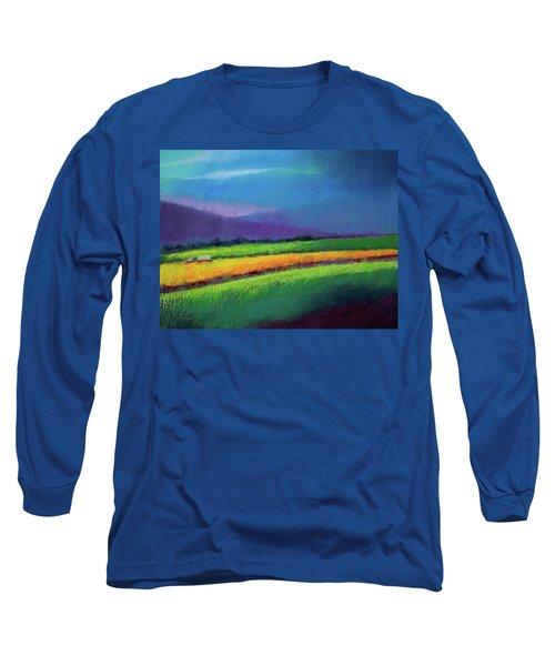 Passing Rain Long Sleeve T-Shirt