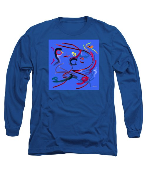 Passion Long Sleeve T-Shirt by Robert Henne