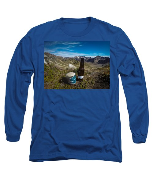 Pct Blues Long Sleeve T-Shirt