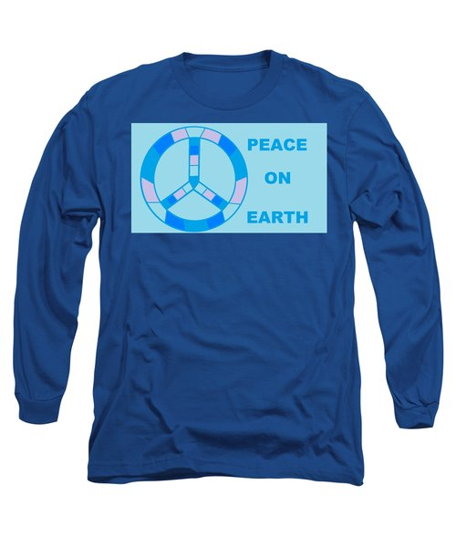 Peace On Earth 3 Long Sleeve T-Shirt