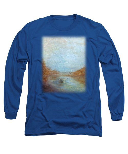 Peaceful Pond Long Sleeve T-Shirt
