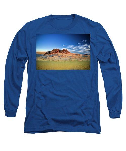 Peaks Of Jockey's Ridge Long Sleeve T-Shirt