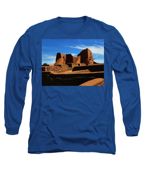 Pecos New Mexico Long Sleeve T-Shirt