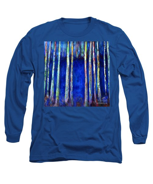 Peeking Through The Trees Long Sleeve T-Shirt