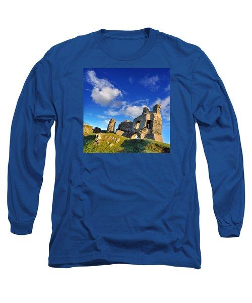 Pennard Castle Long Sleeve T-Shirt