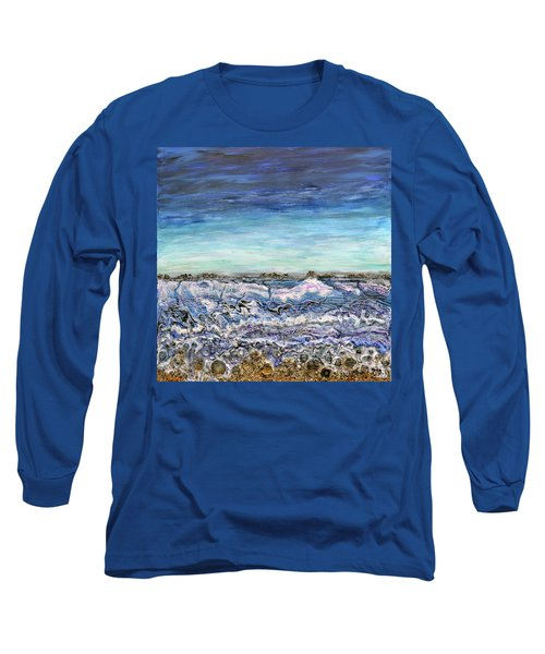 Pensive Waters Long Sleeve T-Shirt