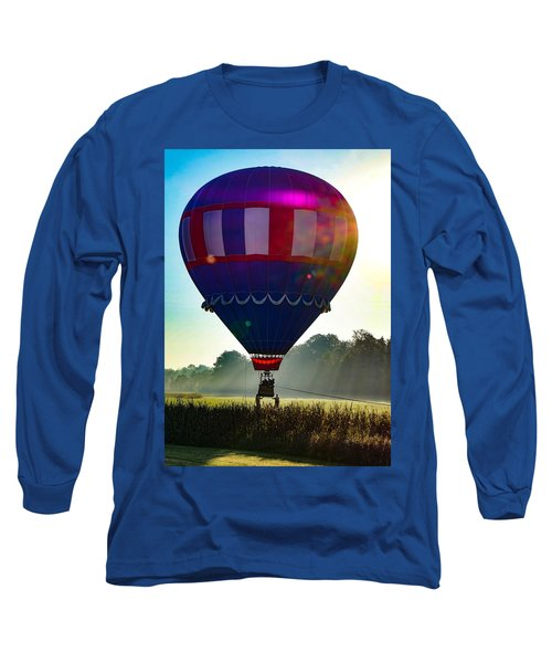 Perfect Landing Long Sleeve T-Shirt