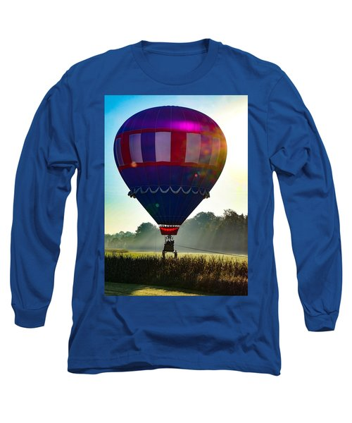Perfect Landing Long Sleeve T-Shirt