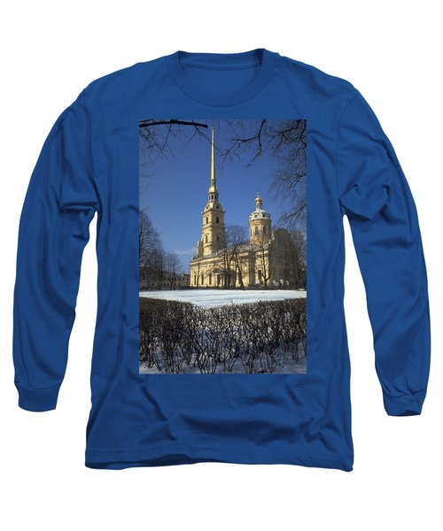 Peter And Paul Cathedral Long Sleeve T-Shirt
