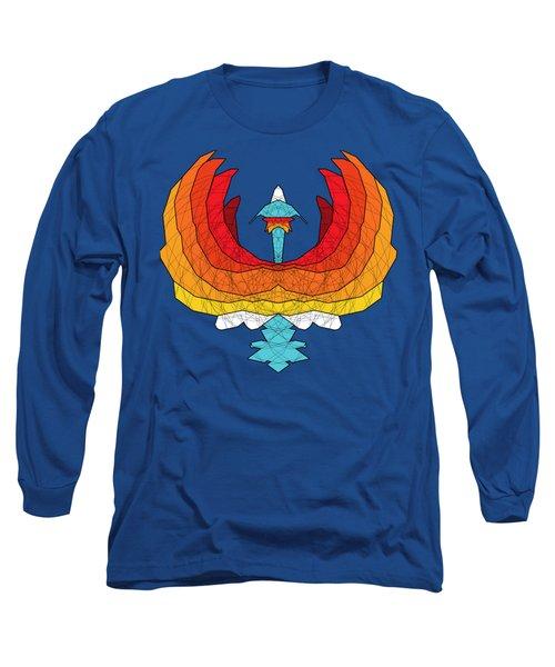 Phoenix Long Sleeve T-Shirt by Dusty Conley