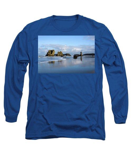 Picturesque Rocks Long Sleeve T-Shirt