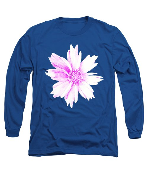 Long Sleeve T-Shirt featuring the photograph Pink Bloom by Rachel Hannah