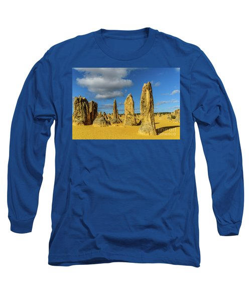 Pinnacles 6 Long Sleeve T-Shirt