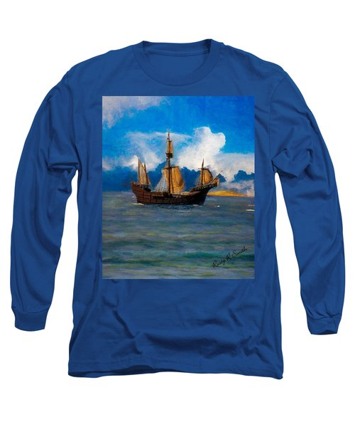Pinta Replica Long Sleeve T-Shirt