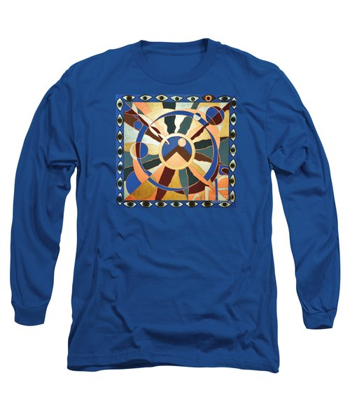 Planet Earth Raw  All Eyes Upon Her Long Sleeve T-Shirt