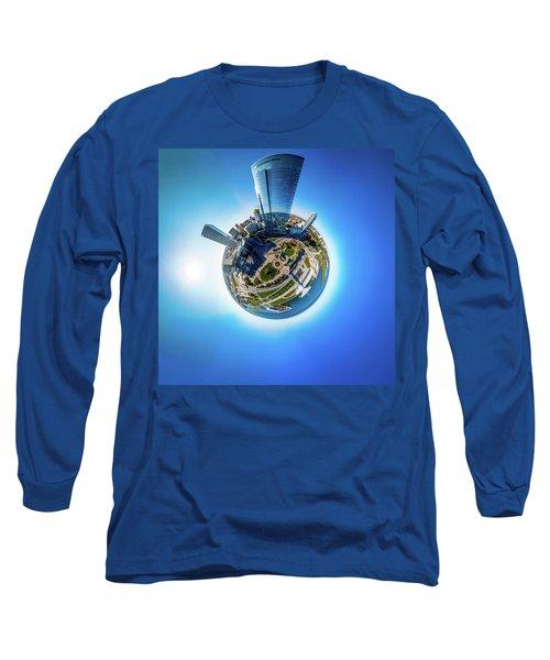 Planet Milwaukee Long Sleeve T-Shirt