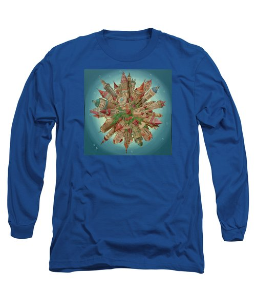 Planetoid Long Sleeve T-Shirt