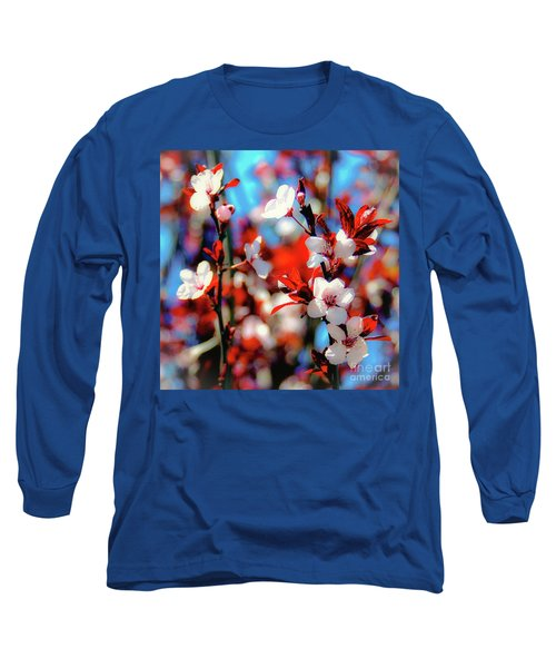 Plants And Flowers Long Sleeve T-Shirt