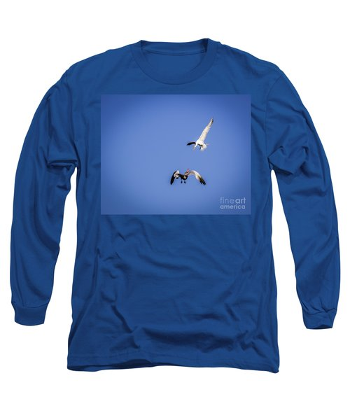 Playing Terns Long Sleeve T-Shirt
