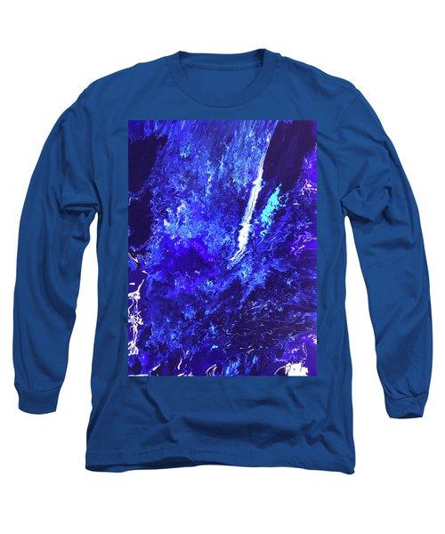 Plunge Long Sleeve T-Shirt