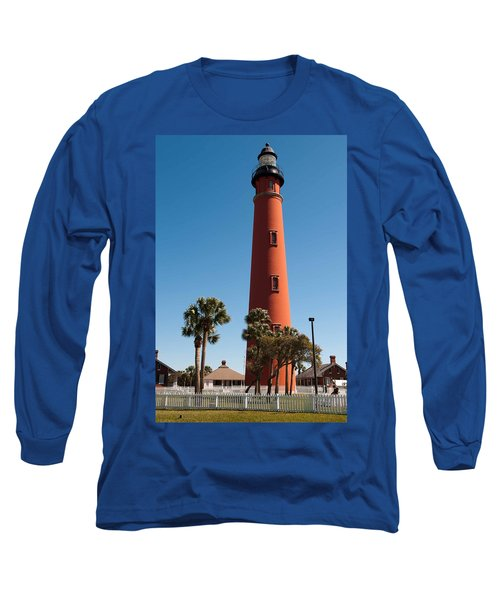 Ponce De Leon Inlet Light Long Sleeve T-Shirt