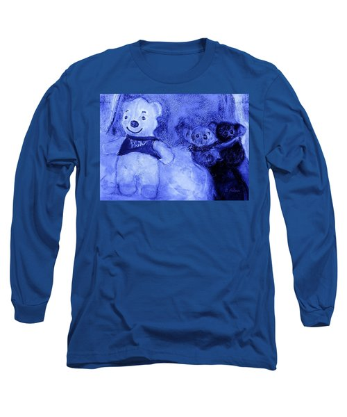 Pooh Bear And Friends Long Sleeve T-Shirt