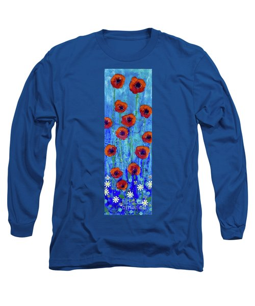 Poppy Dance Long Sleeve T-Shirt