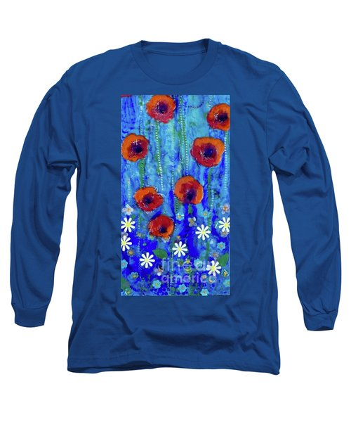 Poppy Dance Long Sleeve T-Shirt