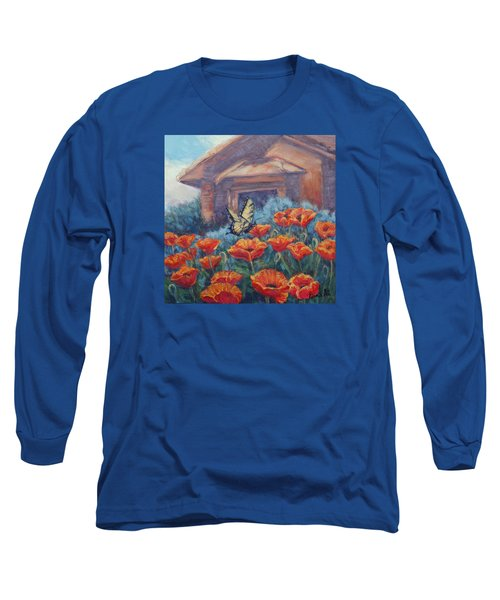 Poppy Paradise Long Sleeve T-Shirt