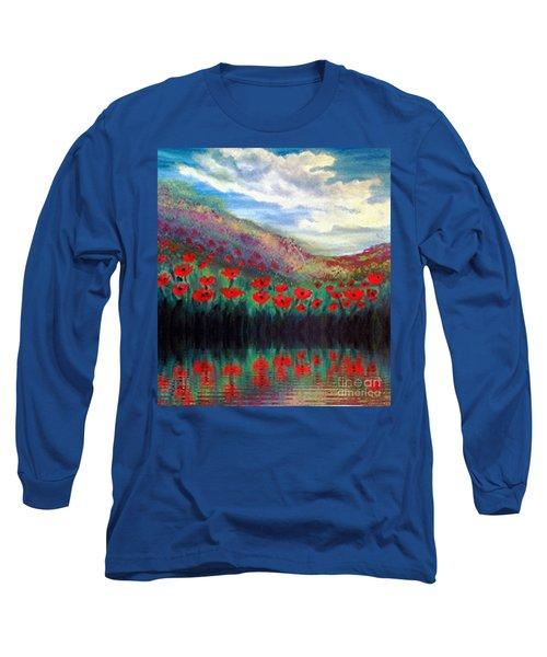Poppy Wonderland Long Sleeve T-Shirt