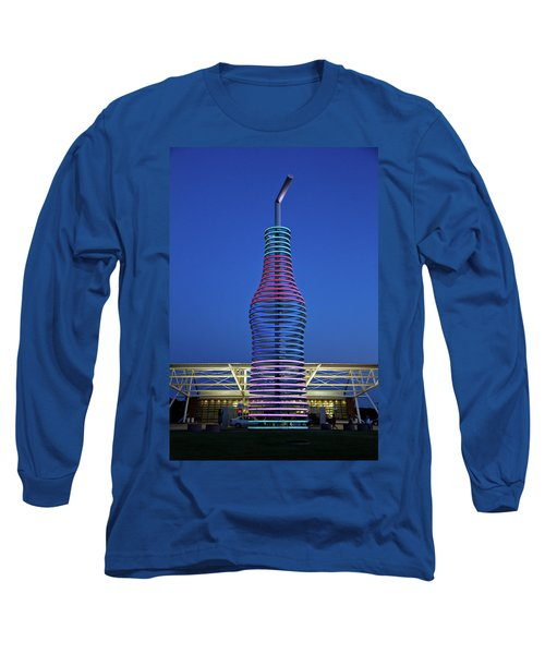 Long Sleeve T-Shirt featuring the photograph Pops by Lana Trussell