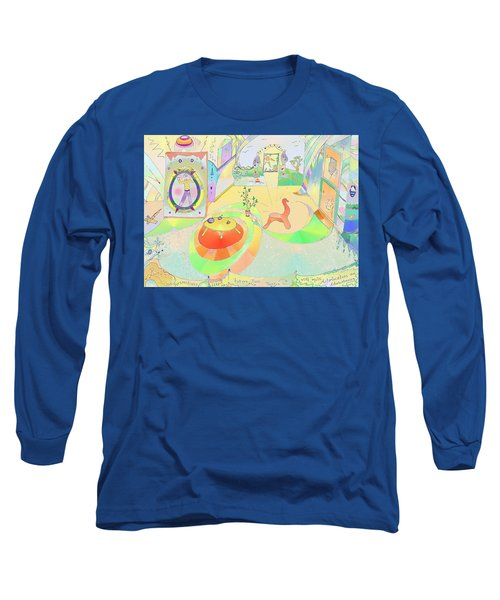 Portals And Perspectives Long Sleeve T-Shirt