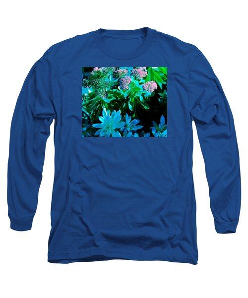 Potmates 5 Long Sleeve T-Shirt by M Diane Bonaparte