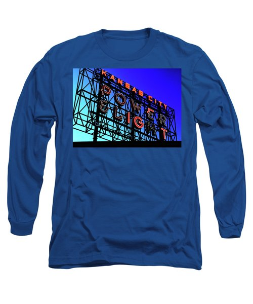 Power And Some Light Long Sleeve T-Shirt