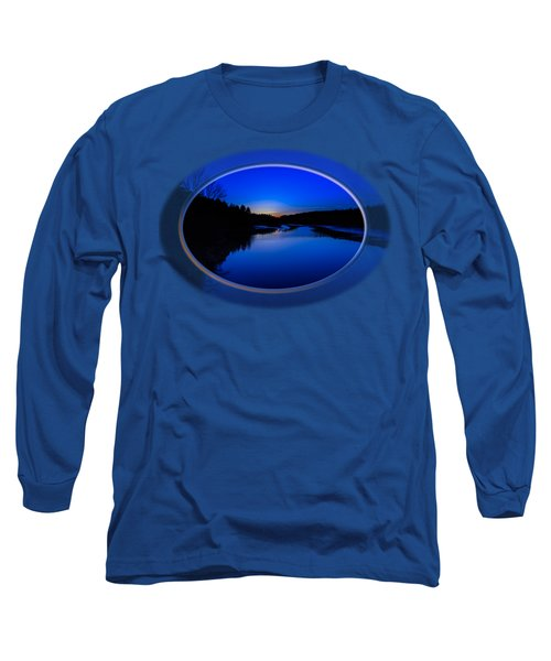 Presumpscot Blues Long Sleeve T-Shirt