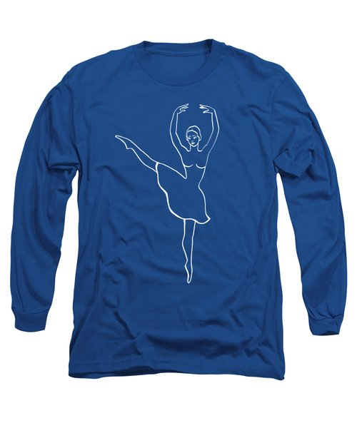 Prima Ballerina Long Sleeve T-Shirt